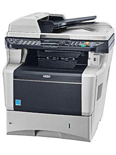 MULTIFUNZIONE kyocera fs3140MFP in bianco e nero digital system macchine per ufficio a cagliari