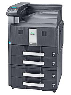 stampante kyocera fsc8500dn a colori digital system macchine per ufficio a cagliari