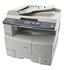 multifunzione panasonic dp-8016 bianco e nero digital system macchine per ufficio a cagliari