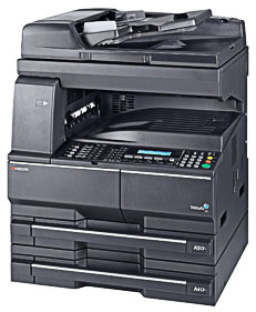 MULTIFUNZIONE a3 kyocera taskalfa 221 digital system macchine per ufficio a cagliari