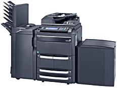 MULTIFUNZIONE kyocera TASKALFA 820 in bianco e nero digital system macchine per ufficio a cagliari