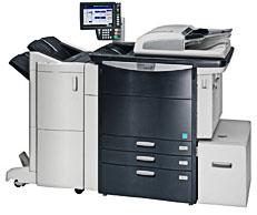 multifunzione kyocera TASKALFA 550 CI a colori digital system macchine per ufficio a cagliari
