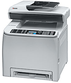 MULTIFUNZIONE kyocera km 2560 in bianco e nero digital system macchine per ufficio a cagliari